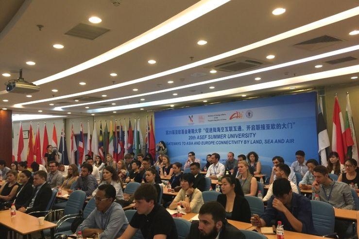 Знакомство с Россией для Азиатско-Европейского Фонда (АСЕФ) начнется с ВГУЭС