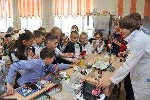 План проведения фестиваля естественных наук  в ШИОД