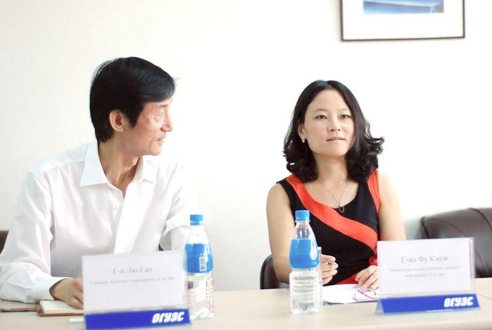 Делегация из китайской корпорации «Гун Да»: «Мы готовы сотрудничать с выставочным комплексом ВГУЭС»