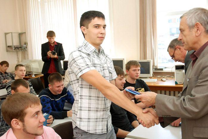 Студенты ВГУЭС направления