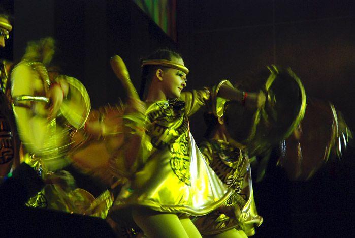 Во ВГУЭС отгремел «Folk City Festival 2012» - грандиозный праздник национальных культур