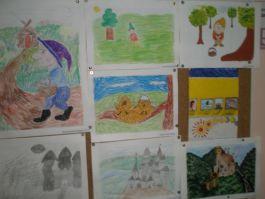 рисунки к произведениям м пришвина