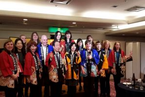 VSUES strengthened relations with Japanese university