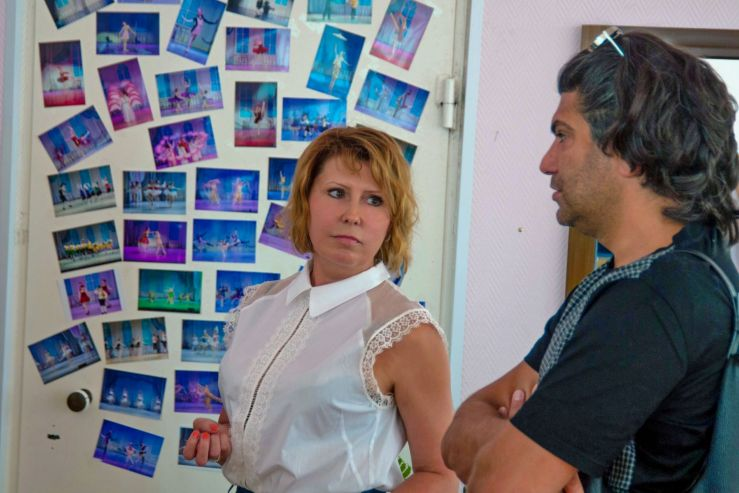Николай Цискаридзе, ректор Академии русского балета, познакомился с ВГУЭС