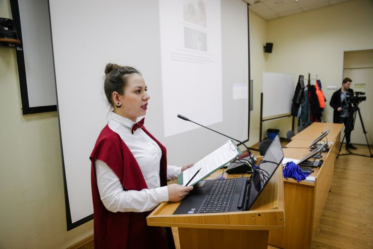 Всероссийская конференция и олимпиада для студентов-психологов проходит во ВГУЭС