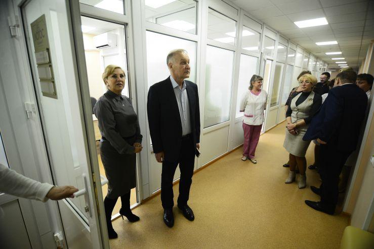 В медцентре «Лотос» – новое отделение