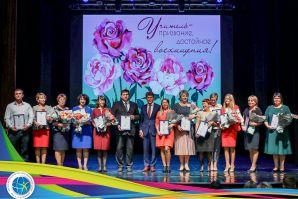 Губернатор Приморского края вручил благодарности учителям ШИОД