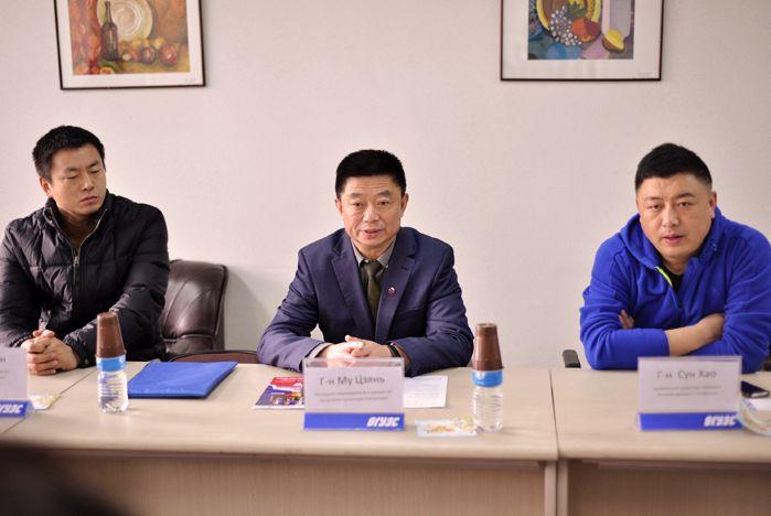 ВГУЭС и Шеньянский университет наметили дальнейшие шаги сотрудничества