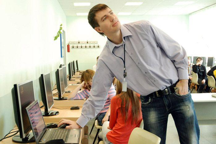 Учащиеся Малой компьютерной Академии ВГУЭС в будущей профессии не сомневаются