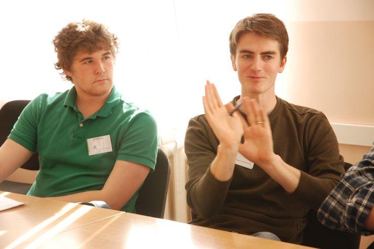 Американские студенты изучают Российский Дальний Восток в Институте иностранных языков ВГУЭС