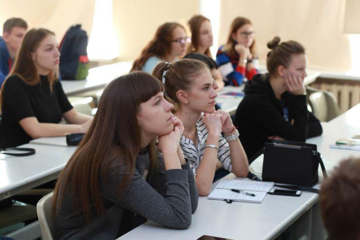 Студентам ВГУЭС рассказали про онлайн-средства для поиска работы