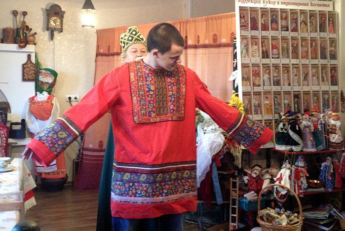 Иностранных студентов во ВГУЭС приобщают к русской культуре