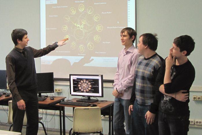Кафедра ИСПИ ВГУЭС: от лабораторных работ – к проектной работе