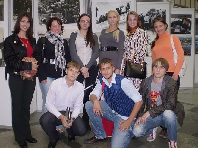 Отличники ВГУЭС приняли участие в торжественном собрании, посвященном 72-ой годовщине образования Приморского края