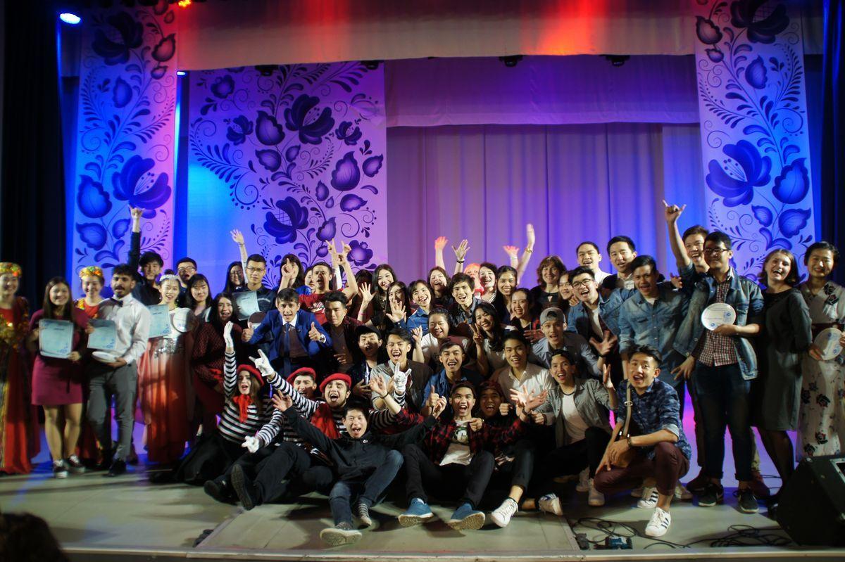 III Международный межвузовский фестиваль среди иностранных студентов «Я учусь в России»