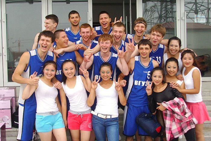 Баскетболисты команды ВГУЭС стали призерами международного кубка