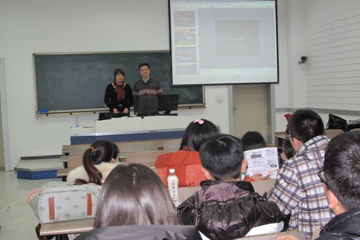 Преподаватели кафедры менеджмента посетили Северо-Восточный лесотехнический университет в г. Харбине