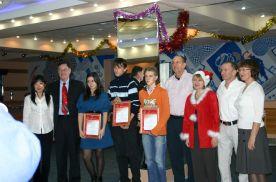 Призёры и члены жюри конкурса