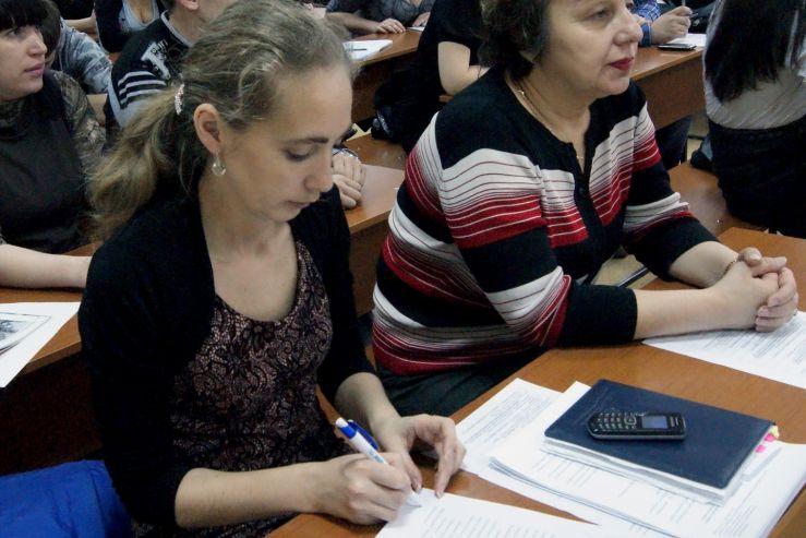 Преподаватели колледжа филиала ВГУЭС начали подготовку к аттестации