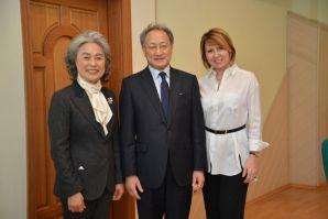 VSUES and Gyeongju University signed the Memorandum of Understanding
