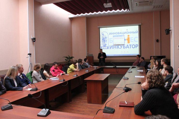 Первое открытое заседание клуба предпринимателей Приморского края.