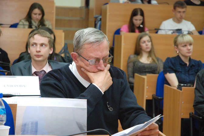 Во ВГУЭС состоялся научно-практический семинар, посвященный Всемирному дню охраны труда.