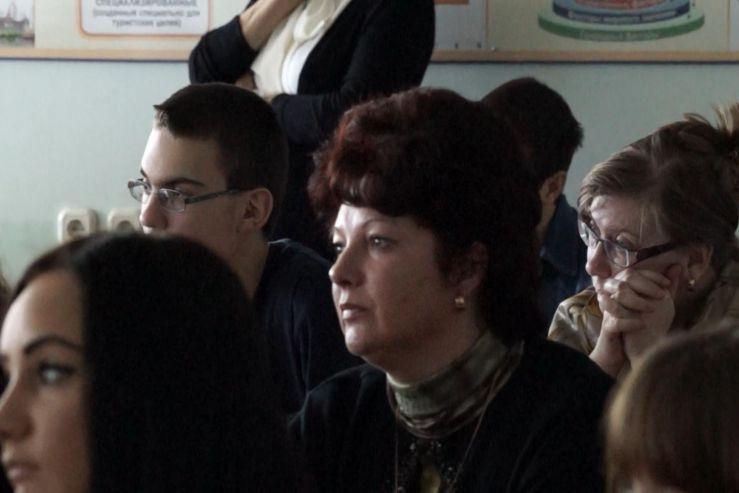 В Академическом колледже ВГУЭС прошел День открытых дверей.