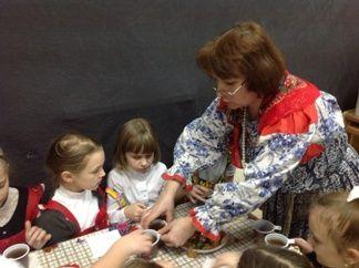 «Рождественские посиделки» посетили младшие лицеисты филиала ФГБОУ ВПО «ВГУЭС» в г. Находке