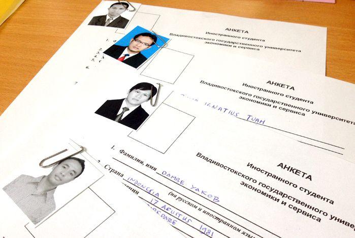 Студенты из Индонезии изучают английский язык во ВГУЭС