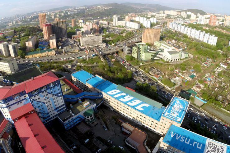 ВГУЭС занимает лидирующие позиции среди университетов Дальнего Востока