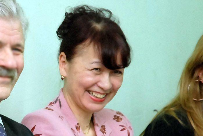 Поздравляем доцента кафедры культурологии ВГУЭС Толстых Ирину Николаевну