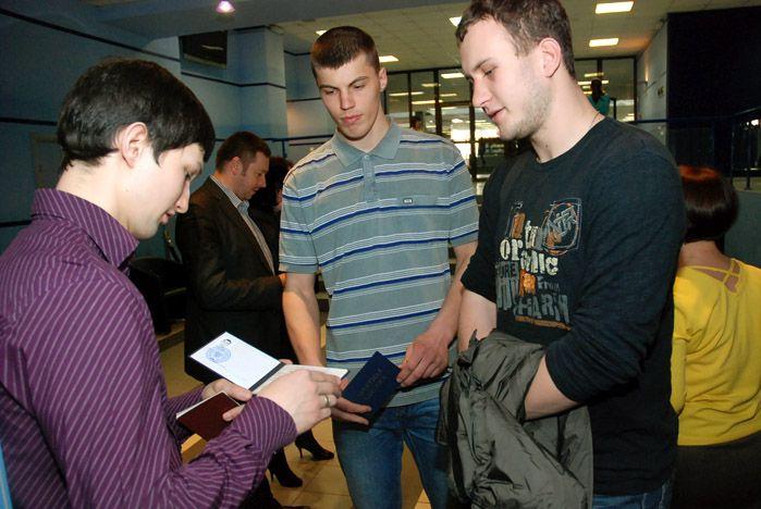 Студенты ВГУЭС готовятся к потанинской стипендии