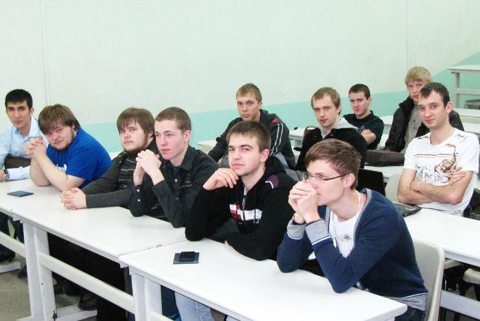Студенты кафедры информационных систем и прикладной информатики становятся «бизнес-подмастерьями»