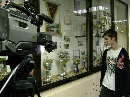 Владивостокский школьник-рэппер читает «Сагу о ВГУЭС»