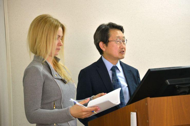 ВГУЭС и Сеульский национальный университет науки и технологий: перспективы эффективного сотрудничества