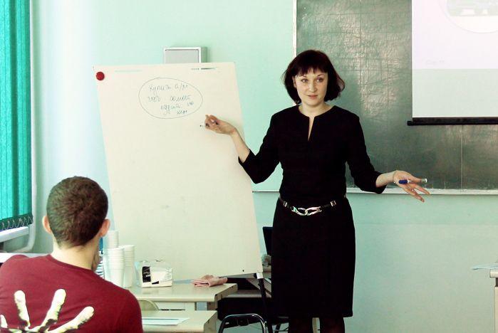 Ведущий курса «Азбука Успеха»: ясная цель - основа успеха