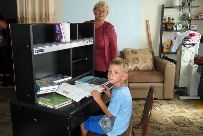 Ежегодная акция «Помоги собраться в школу» прошла во ВГУЭС