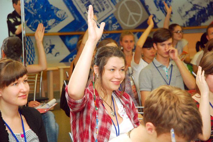 Лидеры АТЭС–2012 начали учиться во ВГУЭС