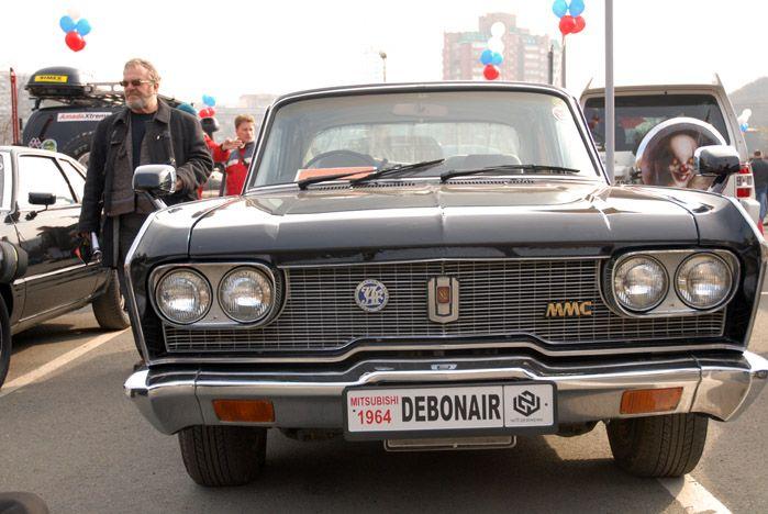 Автошоу Владивосток – 2011
