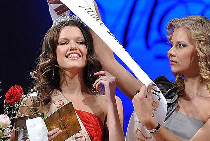 Студентка ВГУЭС завоевала титул «Мисс Дальнего Востока-2010»