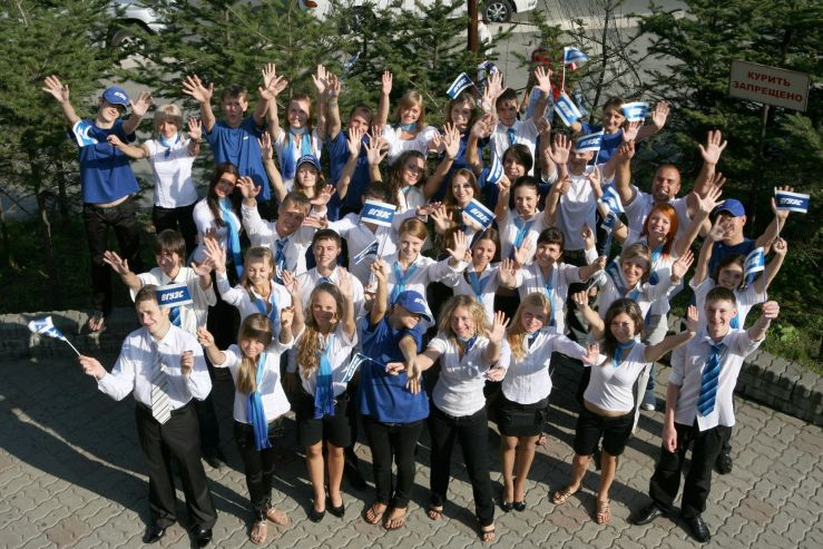 С юбилеем ВГУЭС поздравил Российский Союз молодежи