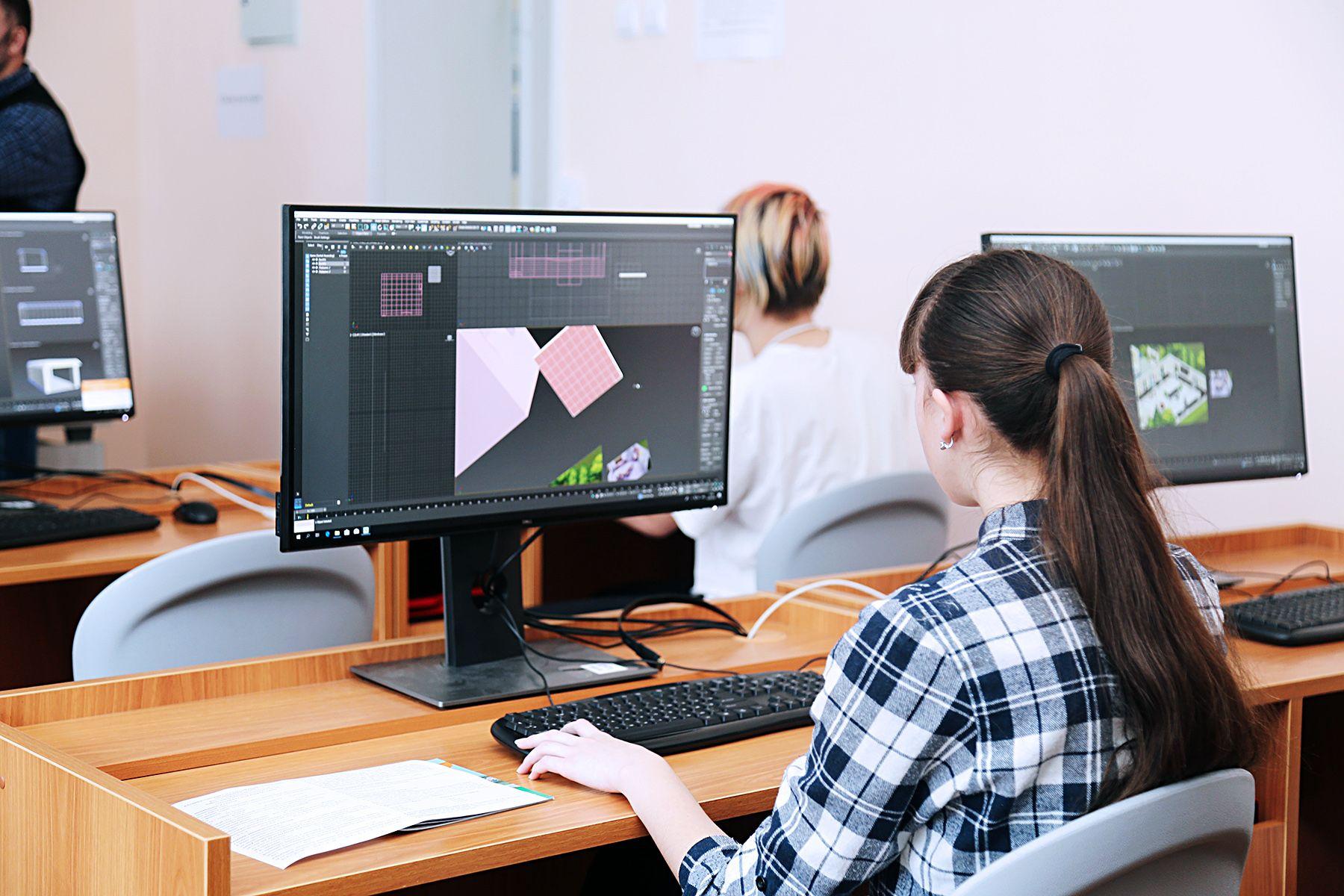 ВГУЭС открывает новое направление бакалавриата «Цифровой дизайн»: 2D-графика, 3D-моделирование и анимация