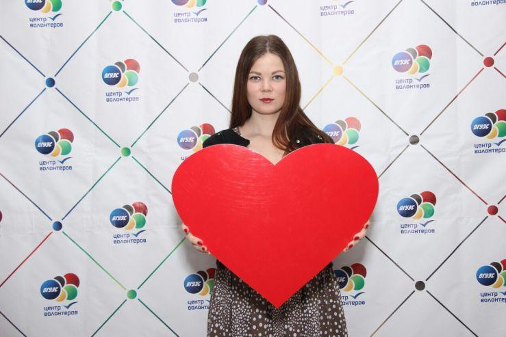 Вера Козак, специалист Центра волонтеров ВГУЭС «Моя неделя во ВГУЭС»
