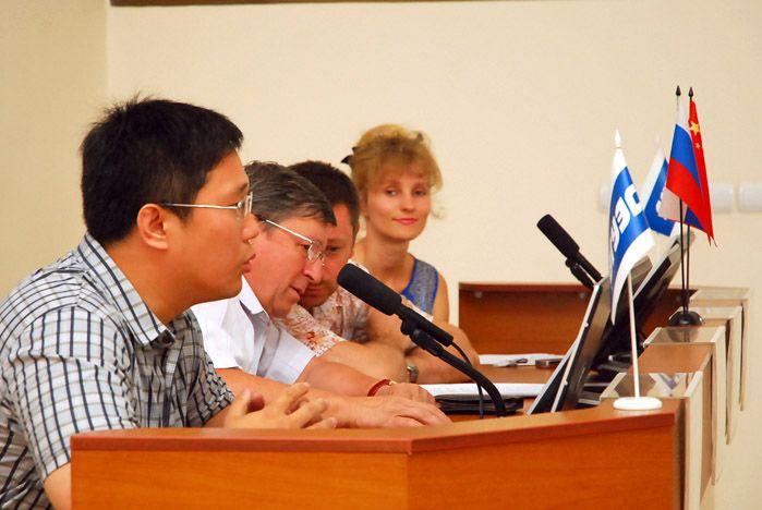Студенты Хэйлунцзянского сельскохозяйственного университета Байи выбирают магистерские программы ВГУЭС