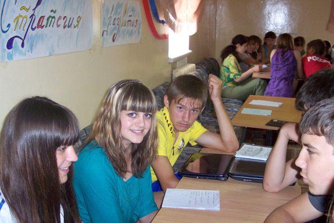 5 июля в Надеждинском муниципальном районе открылась летняя экономическая школа «Стратегический бизнес».