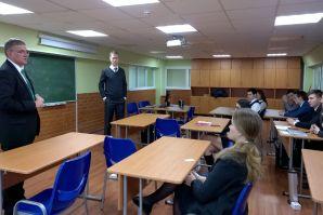 Студенты МШГМ встретились с топ-менеджером PIHMS