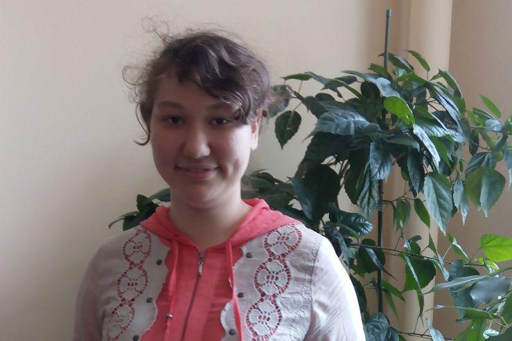 Алена Артемьева заняла III место в Олимпиаде по информатике