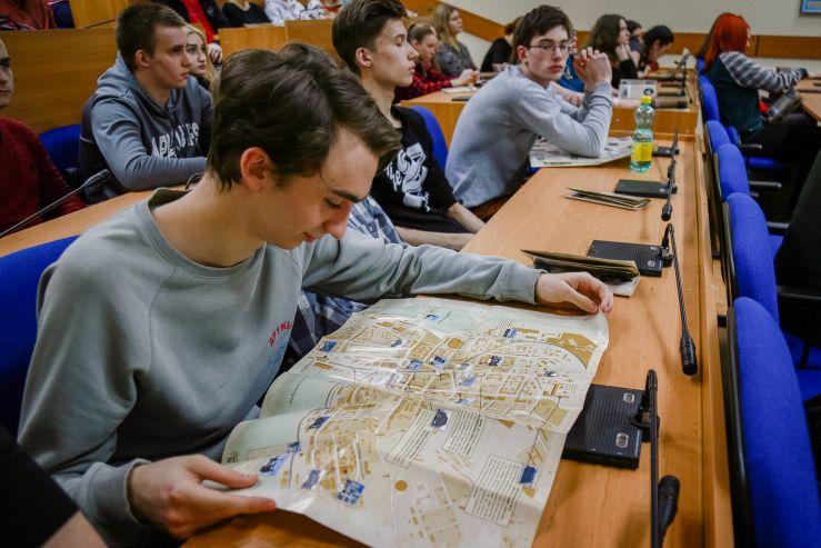 Обновлённый путеводитель по Владивостоку представили во ВГУЭС
