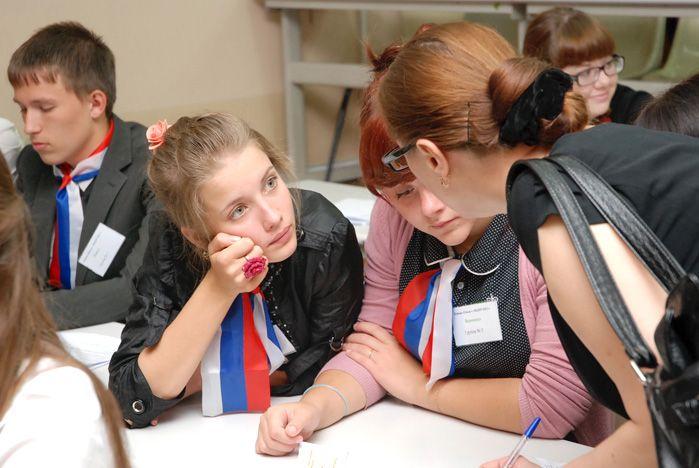 Молодые лидеры Надеждинского района прошли обучение в летней школе ВГУЭС