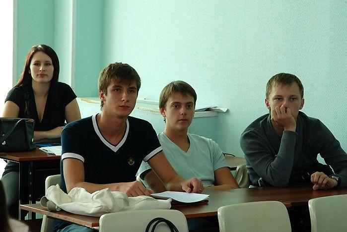 Конференция по итогам летней производственной практики студентов кафедры менеджмента